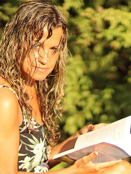 Mally C. Blanco - Titulación