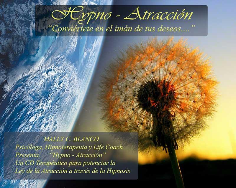 Portada CD Hypno-Atracción